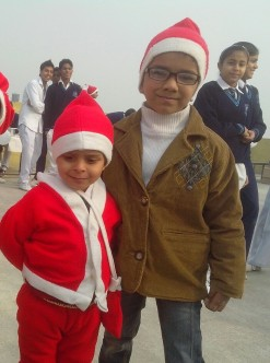 little santa and yash