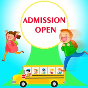 Admission - Open - May